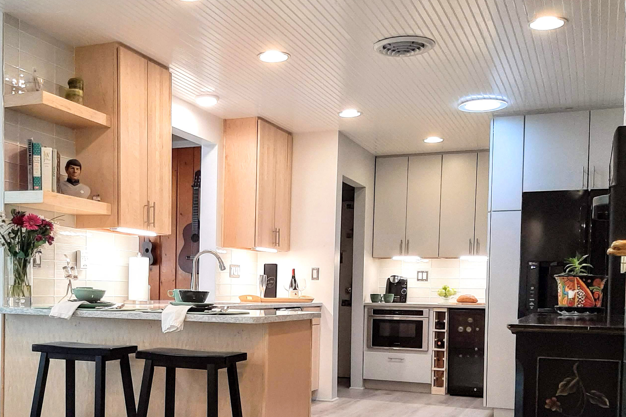 Woodland Way: Kitchen Reno